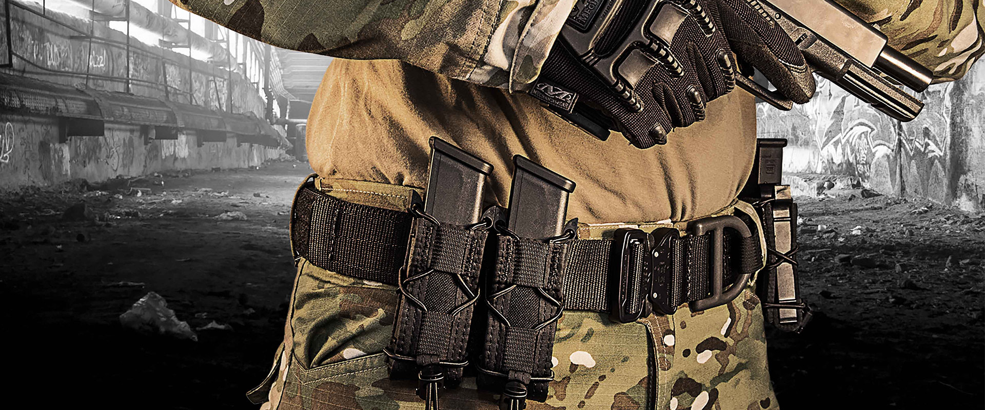 AustriAlpin COBRA Military Buckles