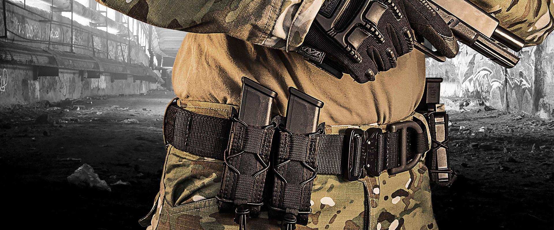 AustriAlpin COBRA Military Buckles